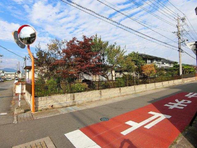 川中島町御厨土地の外観写真