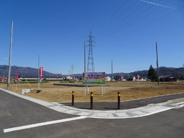 東邦ぶどうの郷ニュータウン 1号地の外観写真