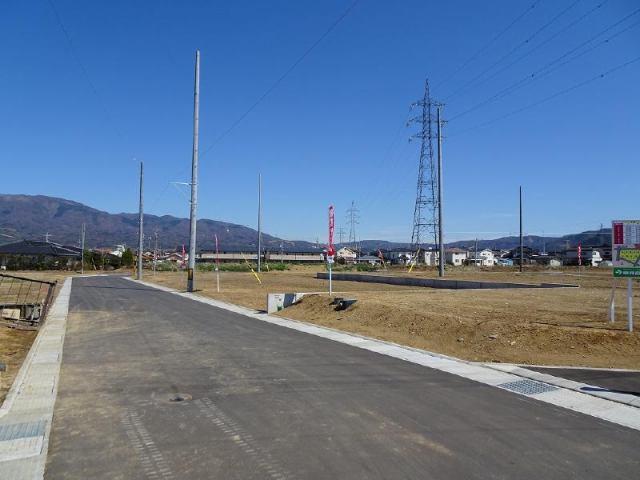 東邦ぶどうの郷ニュータウン 2号地の外観写真
