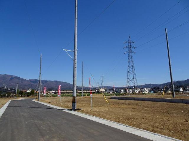 東邦ぶどうの郷ニュータウン 3号地の外観写真