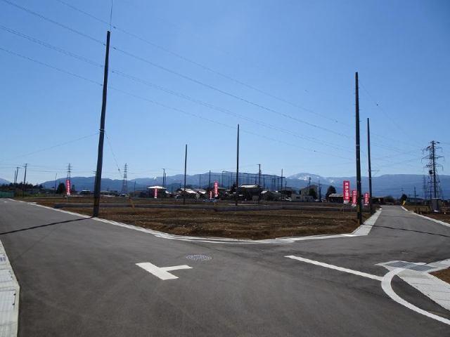 東邦ぶどうの郷ニュータウン 4号地の外観写真
