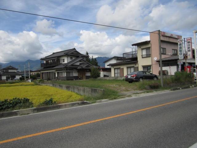 大町市大町神栄町の外観写真