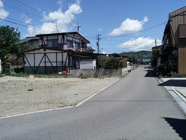 大町市大町俵町の外観写真