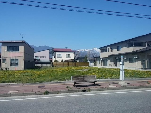九日町店舗用地の外観写真