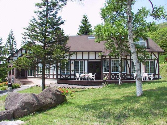 車山高原リゾートホテルの外観写真