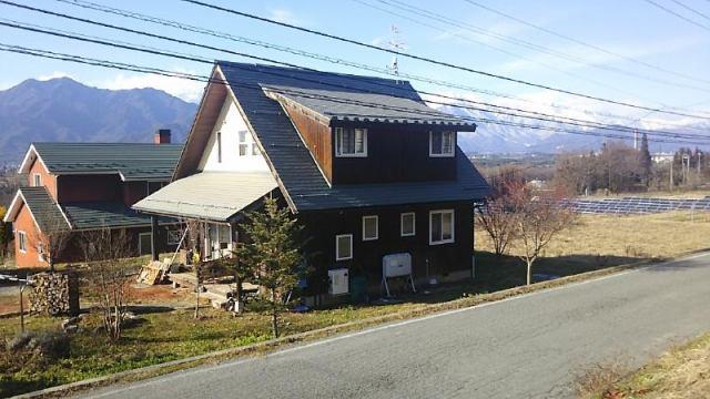 大町社 中古住宅の外観写真