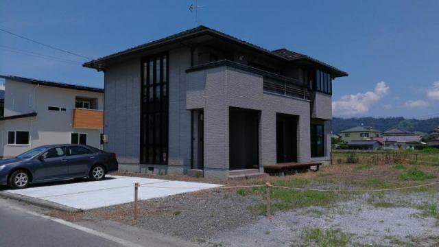 安曇野市北穂高 リフォーム再生住宅の外観写真