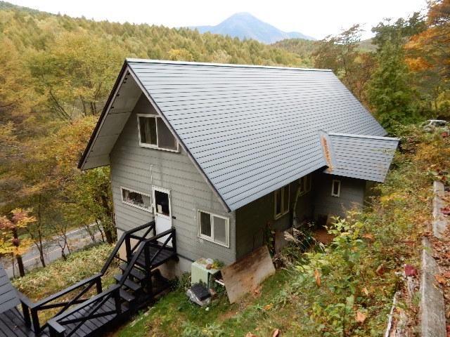 北白樺高原 姫木平 別荘の外観写真