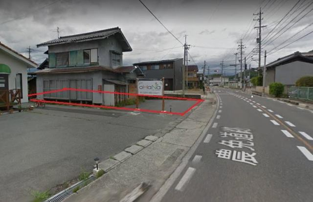 神栄町 売り土地の外観写真