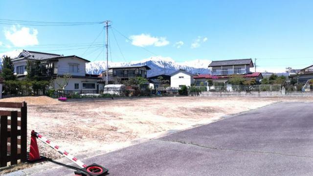 南原町分譲地A区画の外観写真