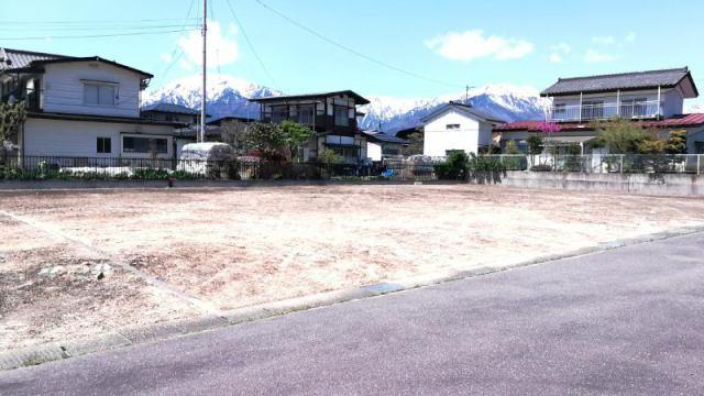 南原町分譲地B区画の外観写真