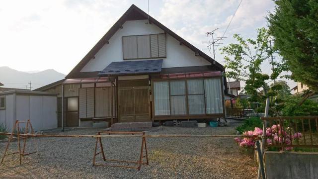 松川村すずむし荘近くの外観写真