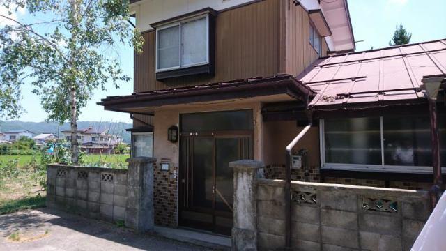 中原町 中古住宅の外観写真