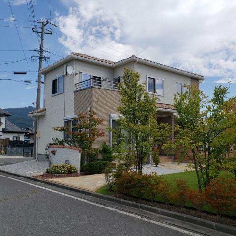 大新田町 築浅住宅の外観写真