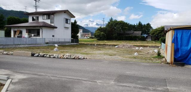 常盤大正沖 住宅用地の外観写真
