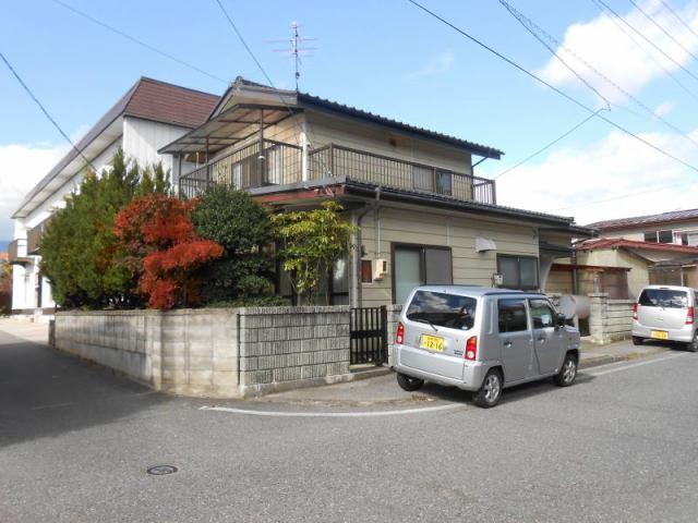 大新田町 中古住宅の外観写真