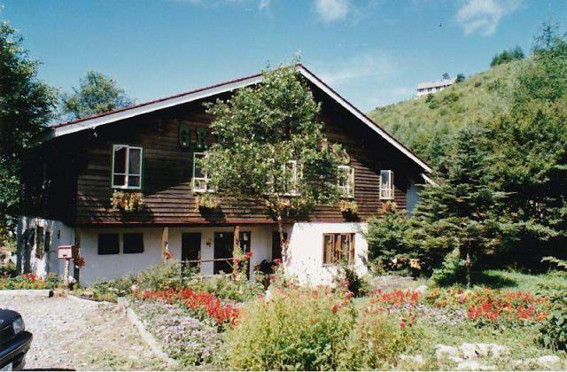 車山高原 中古ペンションの外観写真