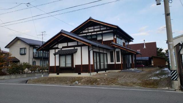 松川村 中古住宅の外観写真