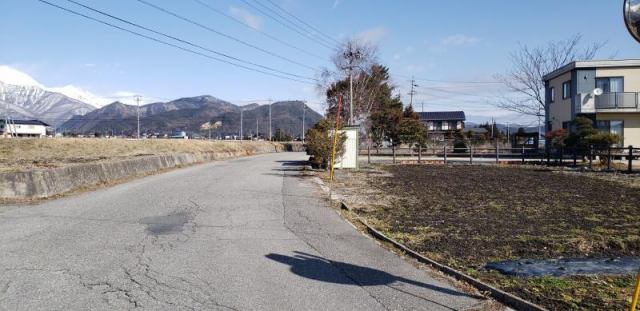 平野口 土地の外観写真