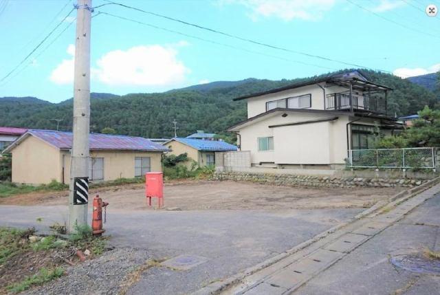 大町市神栄町 山岳博物館入口の外観写真