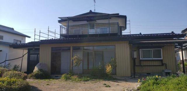 池田町池田 中古住宅の外観写真