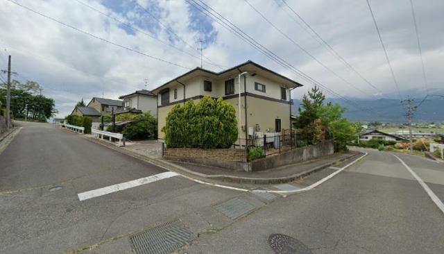 池田町滝の台団地 中古住宅の外観写真
