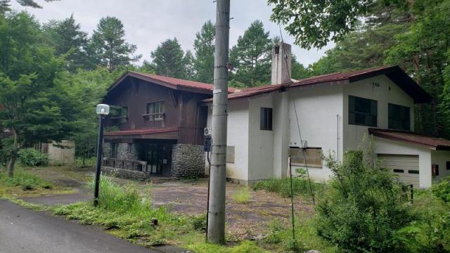 日向山別荘地 研修・保養施設の外観写真