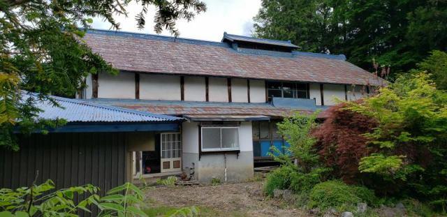 八坂 古民家住宅の外観写真
