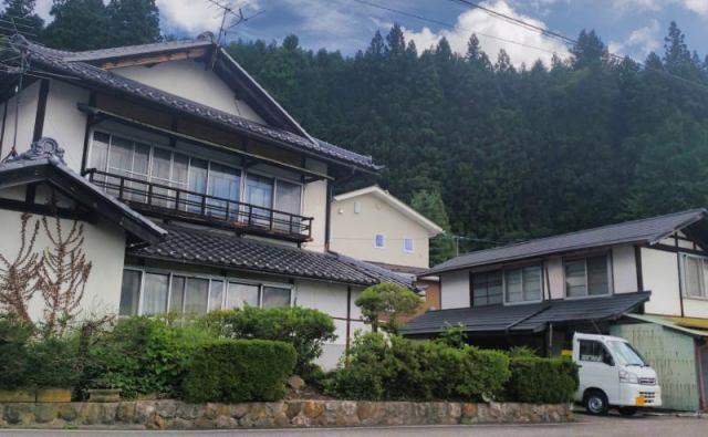 三日町 中古住宅の外観写真