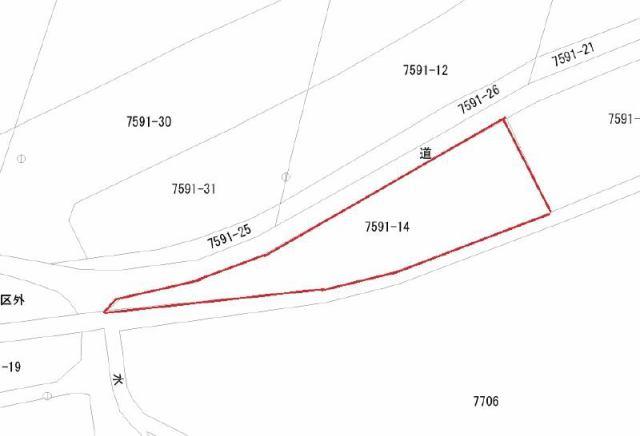 常盤清水 事務所・簡易住宅の間取り