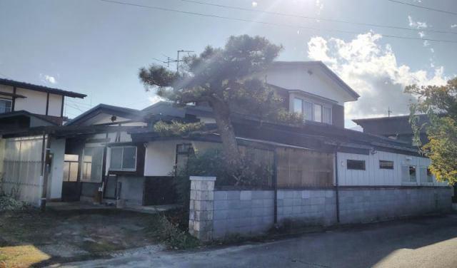 南原町 中古住宅の外観写真