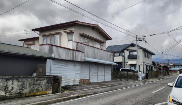 中原町西友近く 古家解体撤去 更地渡しの外観写真