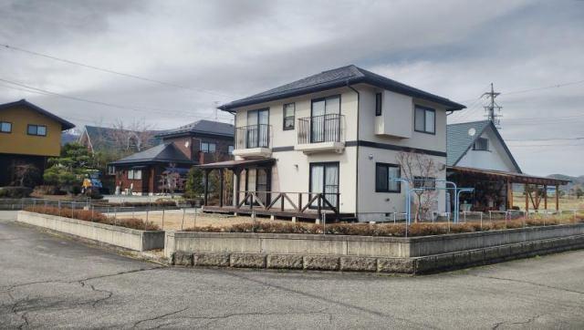 大原町中古住宅の外観写真