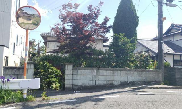 幸町 中古住宅 離れ倉庫・作業所付の外観写真