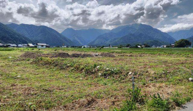 大原分譲地の外観写真