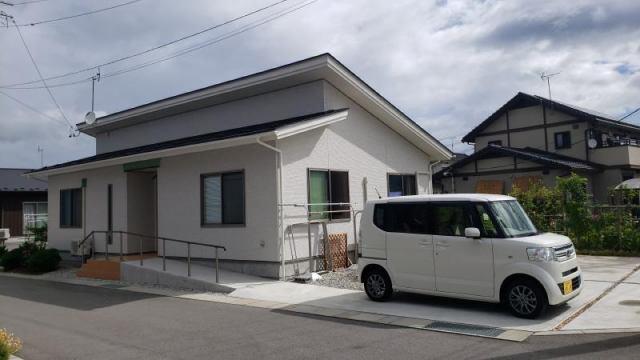 池田ショッピングパークすぐそば 築浅平屋住宅の外観写真