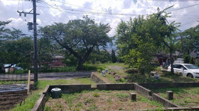 大町市山田町 売り土地の外観写真