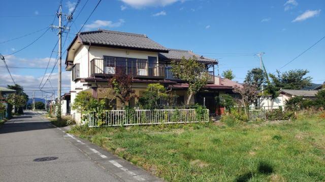 常盤 中古住宅(要リフォーム)の外観写真