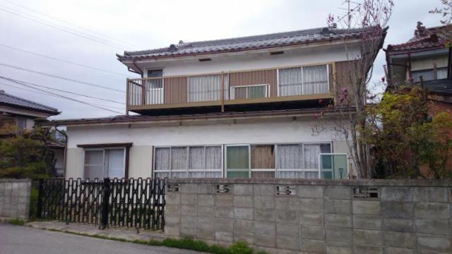 中原住宅の外観写真