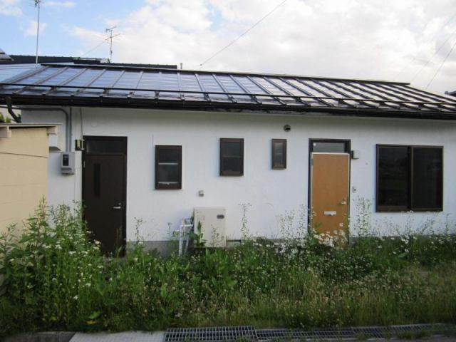 宮田町住宅の外観写真