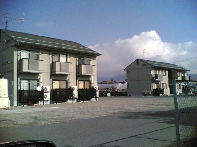 シャーメゾン大町 A棟の外観写真