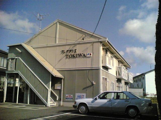 フレグランス TOKIWAの外観写真