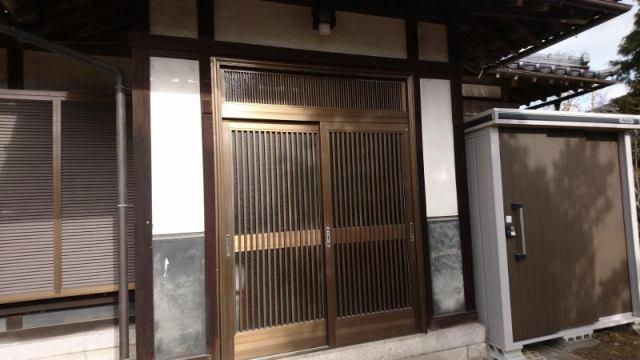 渡邊様借家の外観写真