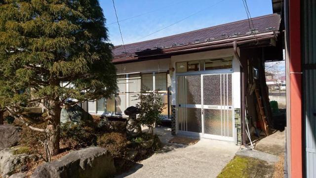 東町西澤住宅の外観写真