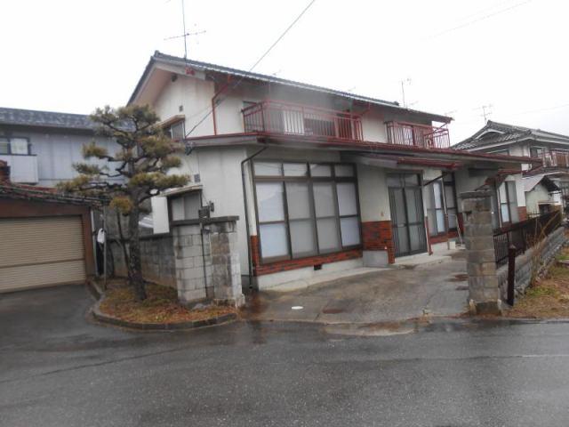 大新田山崎住宅の外観写真
