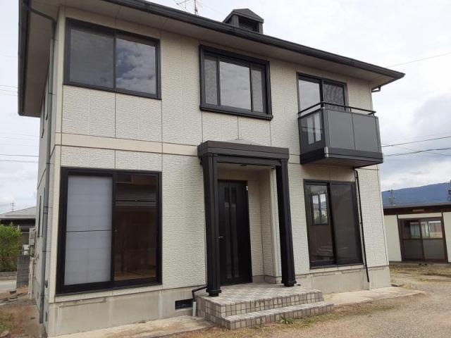 常盤宮沢住宅の外観写真