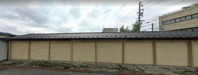 大黒町中村倉庫の外観写真