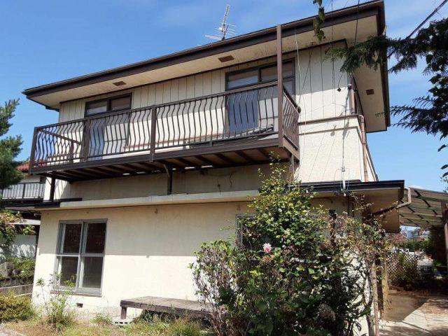 松川北細野住宅の外観写真