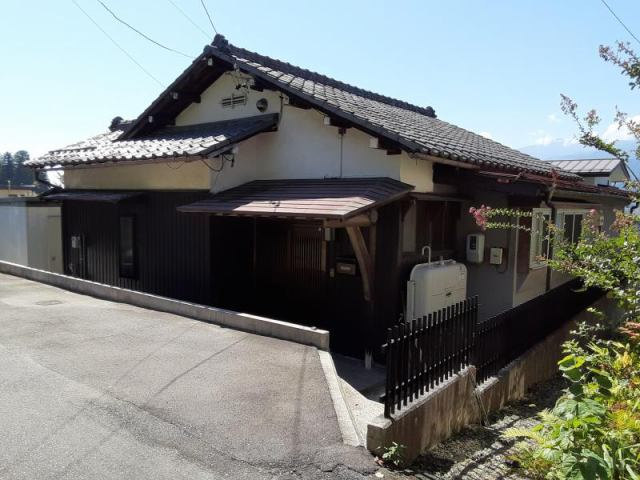 神栄渡邉住宅の外観写真
