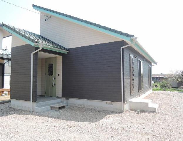 新築平屋住宅です